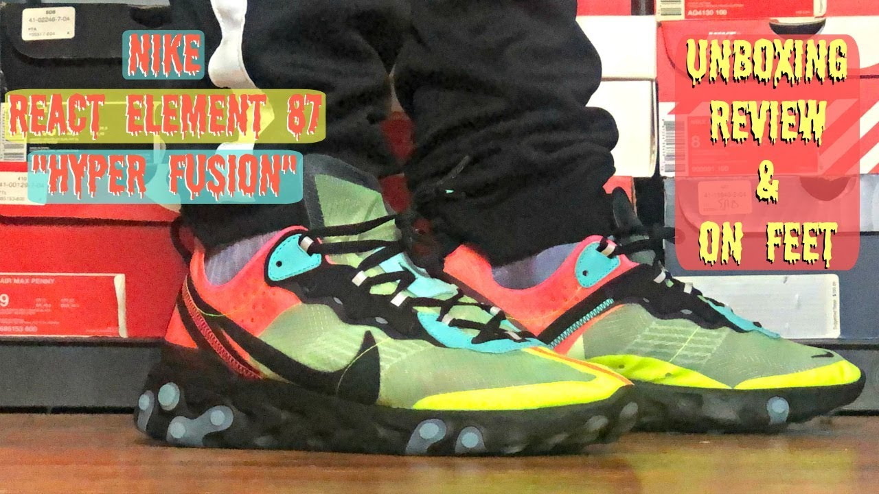 222e484b41eb HONEST REVIEW OF THE NIKE REACT ELEMENT 87