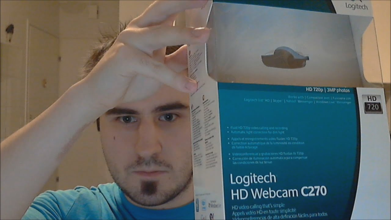 Rozetka. Ua | веб-камера logitech webcam c270 (960-001063). Цена.