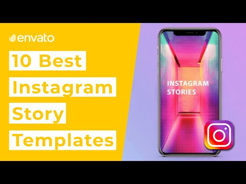 10 Best Instagram Story Templates [2019]