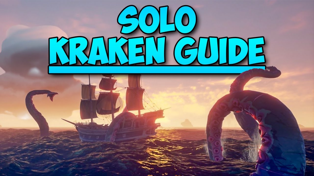 How To Defeat the Kraken in Sea of Thieves (Quick Guide)
