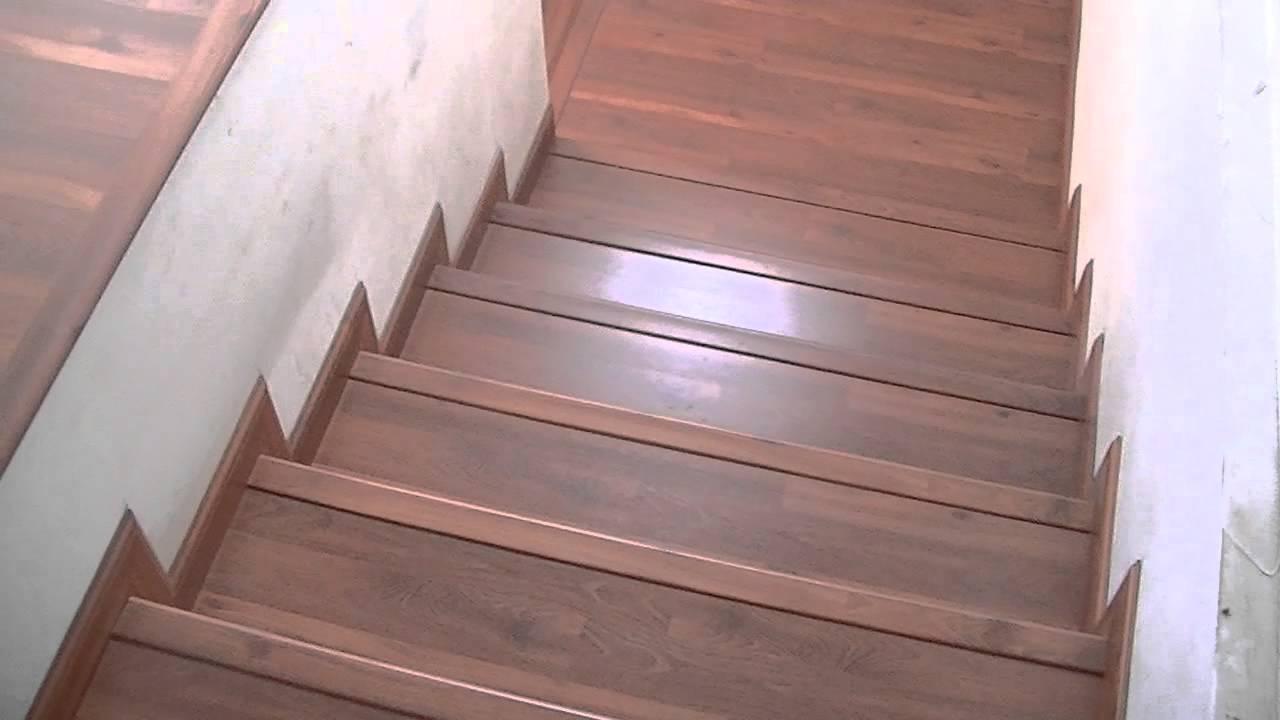 Piso laminado tijuana escalera forrada piso laminado2 for Piso laminado de madera