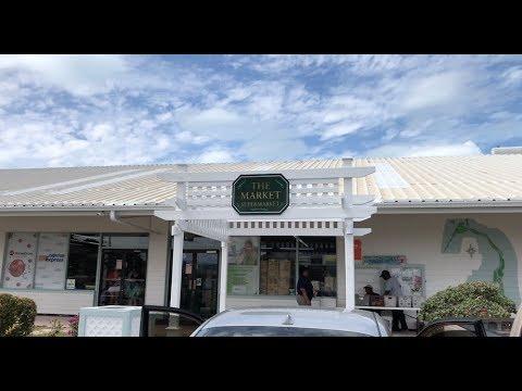 The Market Supermarket Tour-Eleuthera, Bahamas