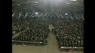 Lourdes : la messe internationale de la fête de Notre-Dame de Lourdes, 11 février 2015