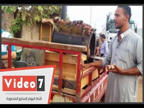 بائع بطاطا بالمنوفية: ورثتها أبا عن جد وبحلم بنقابة ومعاش  - 23:21-2017 / 8 / 15