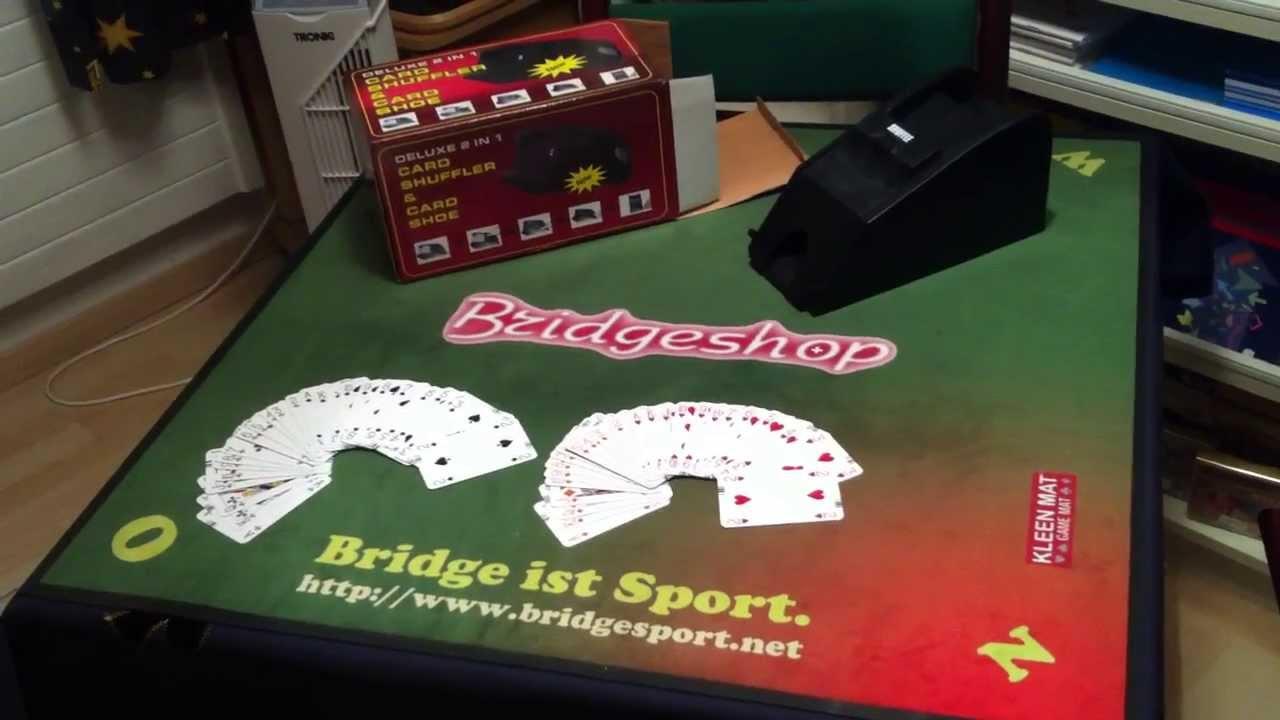Poker Mischmaschine