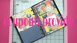 Happy Planner MINI Set Up DIY | Planning on a Budget  | July 2017