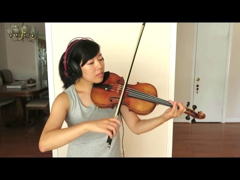 Let Me Love You DJ Snake ft. Justin Bieber Violin Cover Mp3