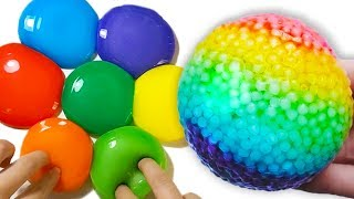 The Most Satisfying Slime ASMR Videos For Kids  Relaxing Oddly Satisfying Slime 2019  172