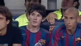 Messi contra la Juventus en su primer Gamper (2005) thumbnail