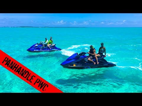 Panhandle PWC 2017 Jetski Trip from Florida to Abaco, Bahamas