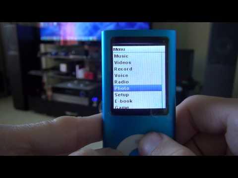 G.G.Martinsen 16 GB Mini 1.78 LCD Portable Mp3,Mp4