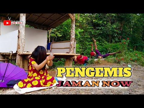 Film Pendek Lucu Ngapak Banyumas || PENGEMIS JAMAN NOW