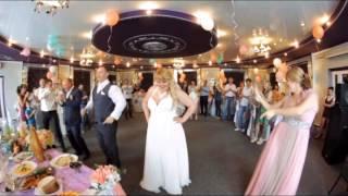 флеш моб свадьба