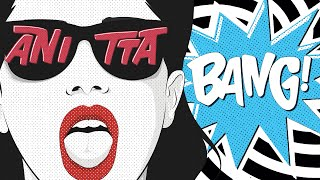 anitta bang lyric video