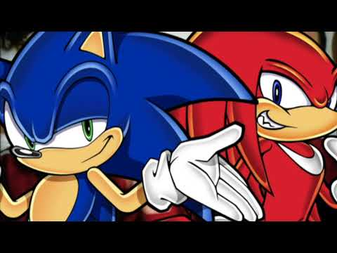 Mope & Knuckles [Bloodhound Gang x Sonic The Hedgehog MASHUP]
