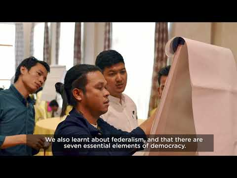 DRI Myanmar Democracy Fellowship 2017