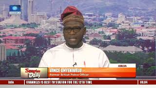 Something Is Wrong Within The Leadership Of The Nigerian Army - Vince Onyekwelu Pt.1