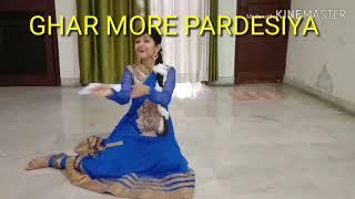 Ghar More Pardesiya| Kalank| Ria Mehrotra Choreography| Alia Bhatt| Madhuri Dixit|