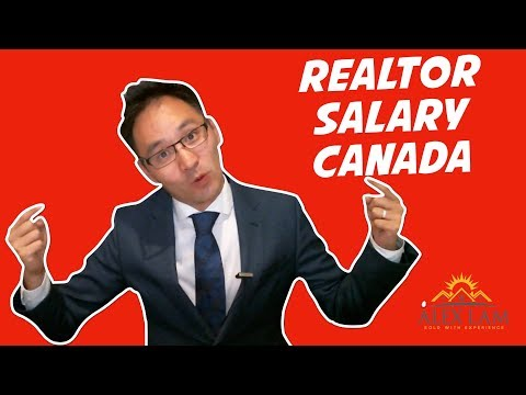 Real Estate Agent Salary Canada