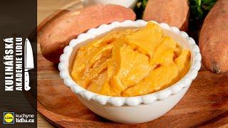 Kaše ze sladkých brambor - Roman Paulus - Kulinářská Akademie Lidlu