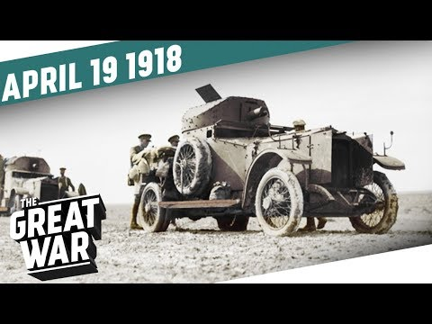 Knocking Out The Hejaz Railway I THE GREAT WAR Week 195