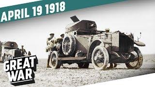 Knocking Out The Hejaz Railway I THE GREAT WAR Week 195