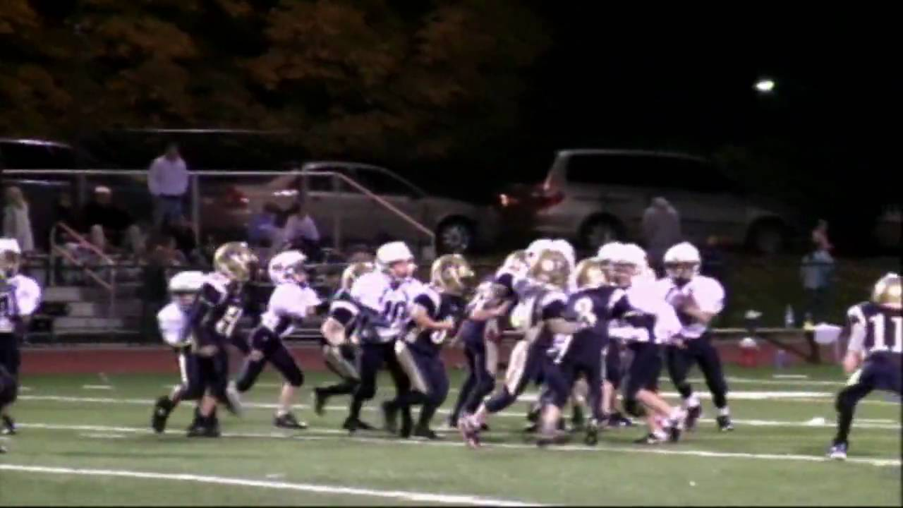 midget Penn football manor