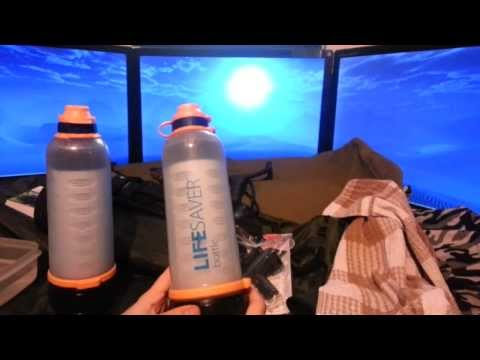 LifeSaver Water Purification System (Review and Breakdown)