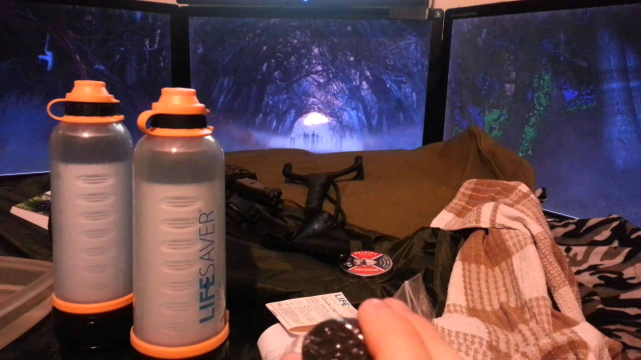 2042f3fc65 LifeSaver Water Purification System (Review and Breakdown) - YouTube