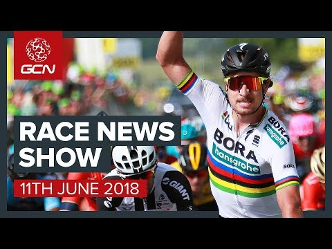 Critérium du Dauphiné, Tour de Suisse, Tour Divide & Trans Am | The Cycling Race News Show
