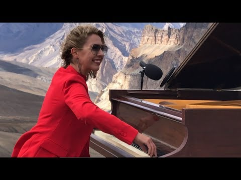 Teri Ann - Classical Concert In The Himalayas At 16,000 Feet To Fight Cystic Fibrosis!