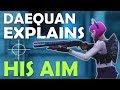 DAEQUAN'S AIM DEMONSTRATION | HIGH KILLS | FLICKS & MOVEMENT TO HIT SHOTS - (Fortnite Battle Royale)