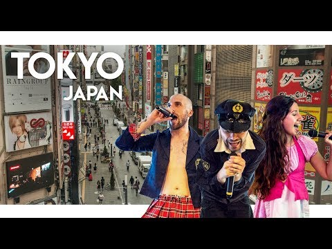 HIGHLIGHTS OF OUR WEEK IN TOKYO, JAPAN