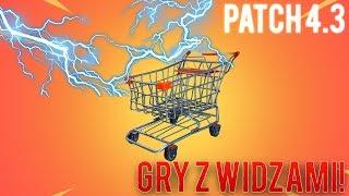 📺 Fortnite - Nowy patch! 🔥 !donejt !sponsor !fb !asy !darmowydonejt !reflinki