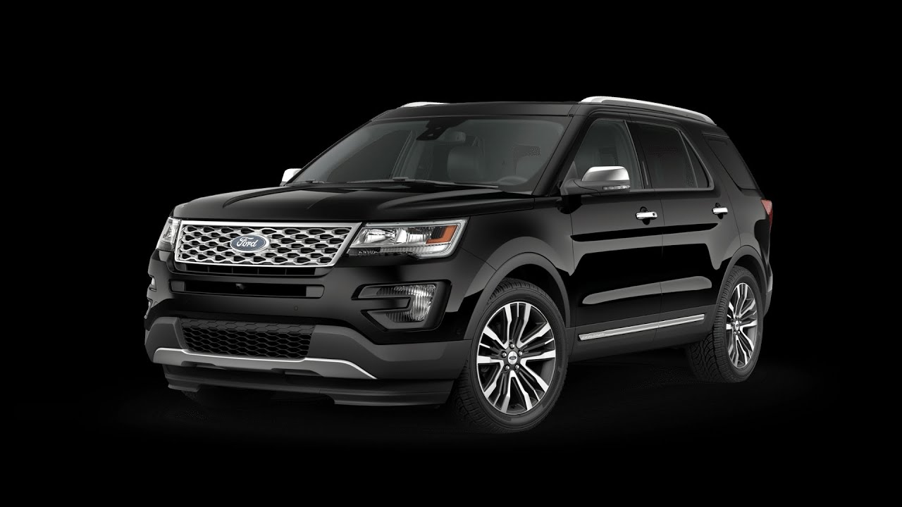 2017 ford explorer platinum 4wd in depth review look youtube. Black Bedroom Furniture Sets. Home Design Ideas