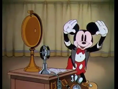 Mickey Mouse - Mickey's Amateurs - 1937