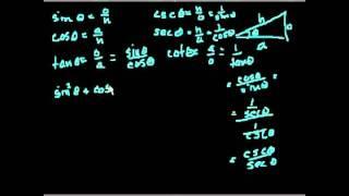 Тригонометрические тождества. Часть 2