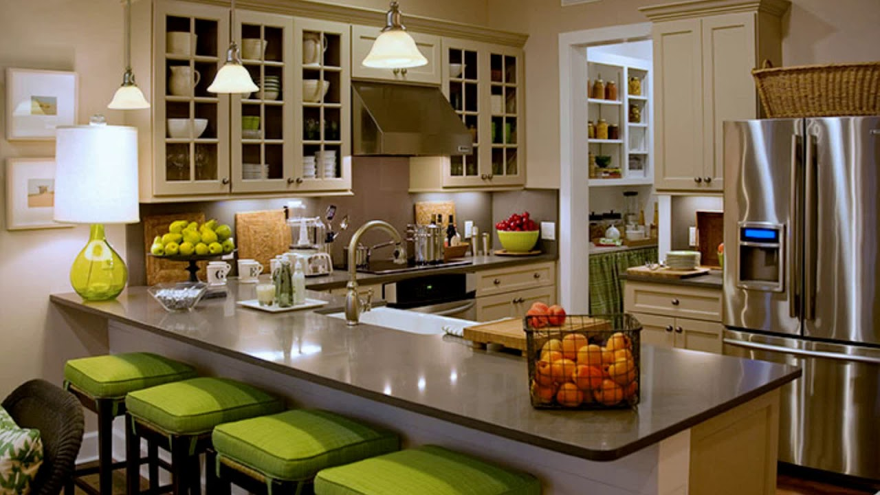Country Kitchen Decorating Ideas 2018 Best Table Buffet Southpark Cabinets Design Remodel Tour