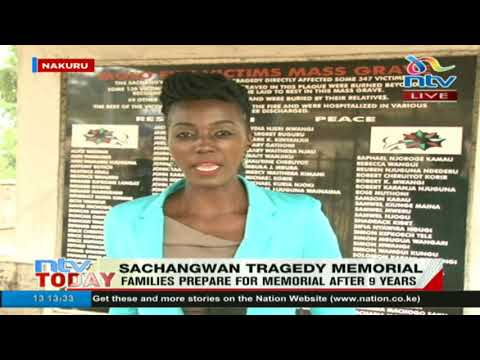 Families of Sachangwan tragedy prepare for memorial after 9 years