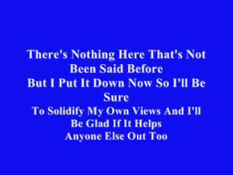 Beastie Boys Bodhisattva Vow (lyrics)