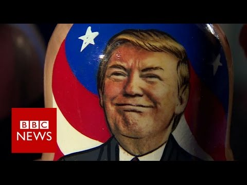 Who does Russia's want to win the American presidential election? BBC News