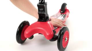 Видео обзоры Small Rider Rider Randy, 120мм зеленый