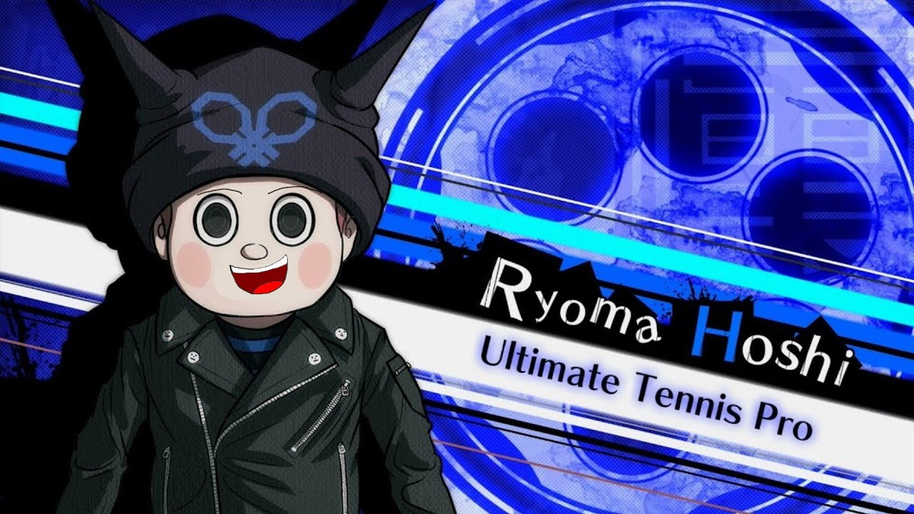 Ryoma Hoshi Introduction But It S Voiced By Pasta Youtube Happy birthday to the most underrated boy of danganronpa. ryoma hoshi introduction but it s