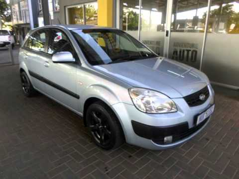 2006 Kia Rio 14 5 Door Auto Auto For Sale On Auto Trader South