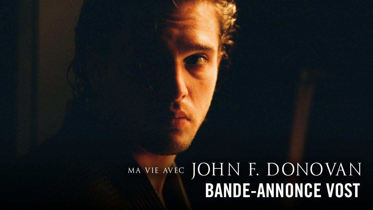 Ma Vie Avec John F. Donovan de Xavier Dolan - Bande-annonce VOST