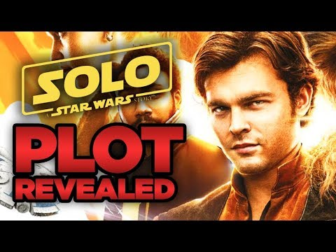 HAN SOLO MOVIE - Plot Revealed! (Is Disney Worried?)