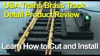 garden trains usa trains track and switches product close up
