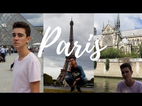 Un día en París   Martín Tena