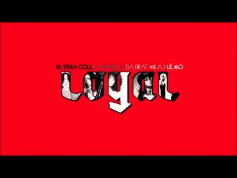 Keyshia Cole Ft. Mila J, K. Michele, Da Brat & Lil' Mo - Loyal (Female Remix) (Audio)