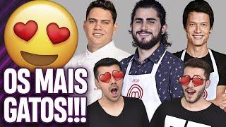 MASTERCHEF: OS 10 MAIS BONITÕES DE TODAS AS TEMPORADAS! | Virou Festa